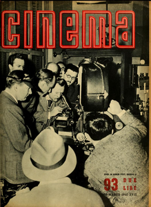 Cinema Rome Cover Thumbnail